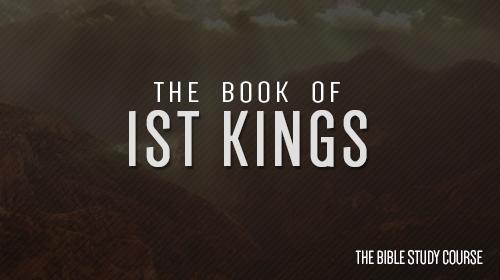 1st Kings